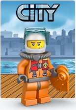 Go to LEGO City Instructions